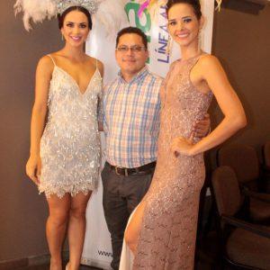 Fatima I, Eddy Luis Franco y Romy Paz